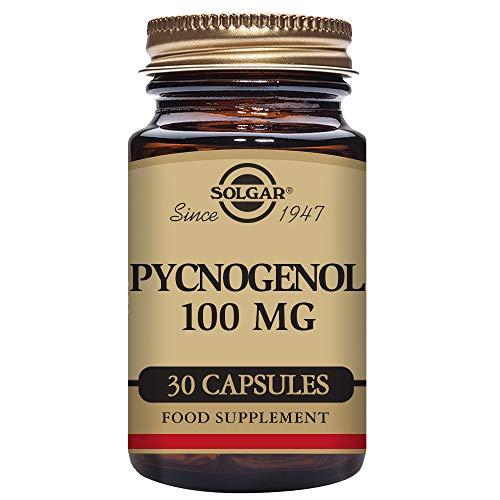Solgar – Pycnogenol 100 mg, 30 Vegetable Capsules