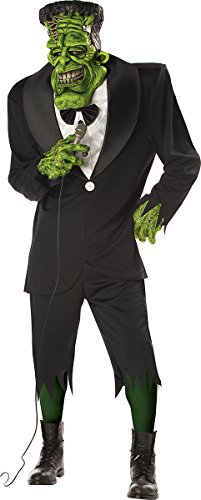 Big Frank Costume - One Size - Chest Size (Costume Tuxedo Jacket)