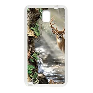 Happy Hall stream Deer Fahionable And Popular Back Case Cover For Samsung Galaxy Note3
