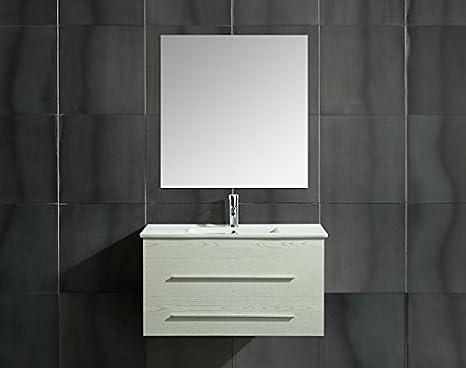 Import for me mobile arredo bagno angy 90 cm sospeso moderno bianco