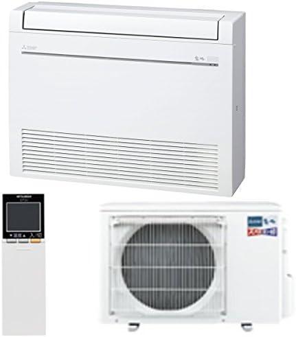 三菱電機 おもに10畳 ハウジングエアコン 「霧ヶ峰」床置形エアコン『Kシリーズ』(200V)(ホワイト) ホワイト MFZ-K2817AS-W