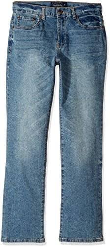 Lucky Brand Little Boys' Classic Straight Jean, Eastvale, 6