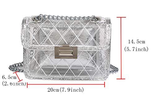 2 Shoulder Lovelelify Handbags Purses for Designer Bags Ladies Gold Crossbody Women qqaxwFg