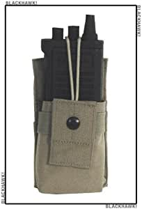 BLACKHAWK! S.T.R.I.K.E. Small Radio/GPS Pouch - Black