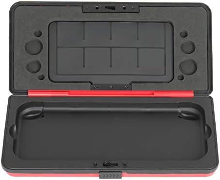 AmazonBasics - Funda rígida tipo caja para Nintendo Switch, Rojo ...