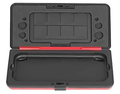 Amazon com: AmazonBasics Vault Case for Nintendo Switch And 8 Games