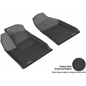 3d maxpider front row custom fit all weather floor mat select chrysler 200 models. Black Bedroom Furniture Sets. Home Design Ideas