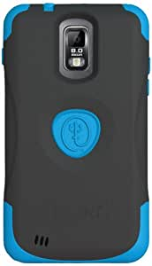 Trident Case AEGIS for Samsung Galaxy S II (SGH-T989) - Retail Packaging - Blue