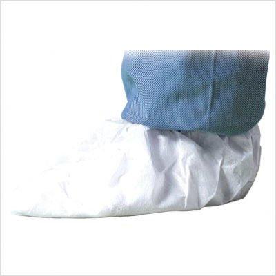 DuPont 251-PE440S-XL Polyethylene Laminate Shoe Cover