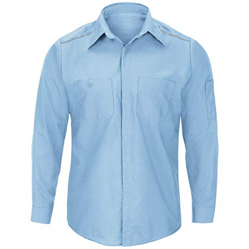 Red Kap Men's Long Sleeve Pro Airflow Work Shirt
