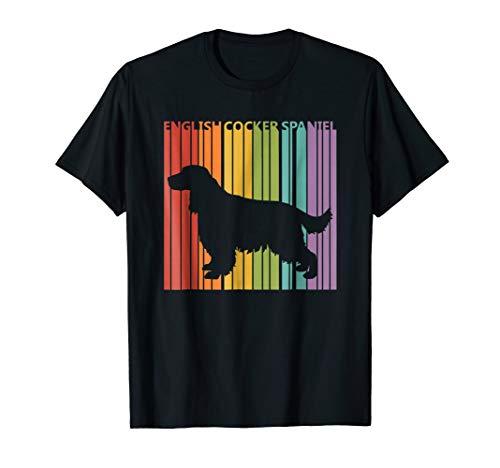 English Cocker Spaniel Shirt - Funny Dog Lover T-shirt Gift ()