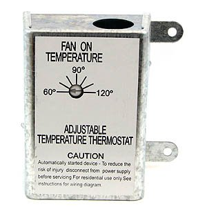exhaust fan thermostat - 7