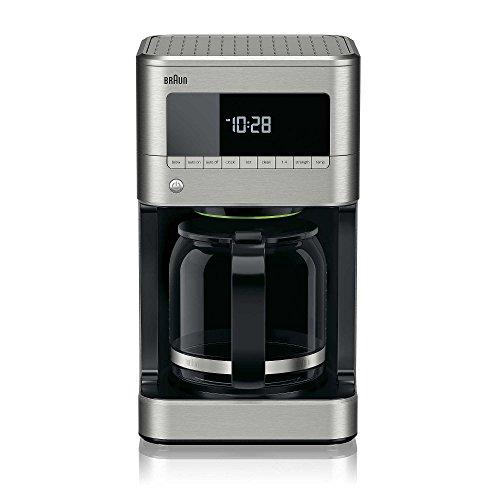 Braun BrewSense 12 Cup Coffee Maker