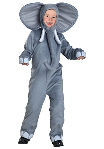Little Boys' Toddler Elephant Costume (Toddler Edward Scissorhands Costumes)