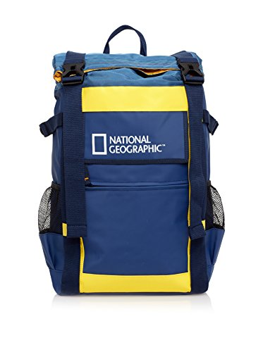 National Geographic Mochila Azul Única