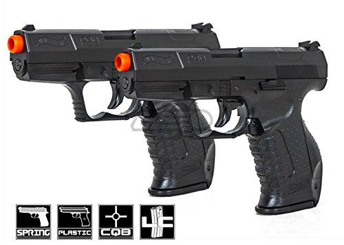 Umarex-USA-Walther-Replica-Soft-Air-P99-Dueler-Spring-Black