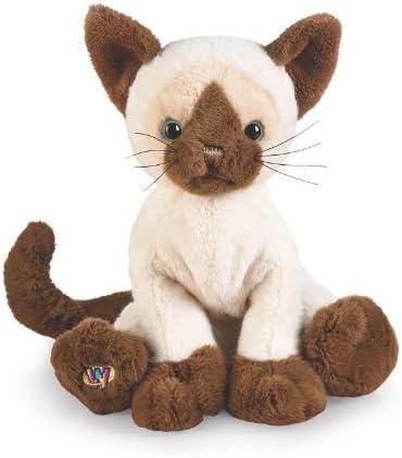 Amazon Com Webkinz Siamese Cat Toys Games