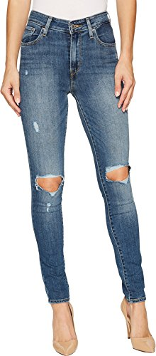 Levi's Women's 721 High Rise Skinny Jeans, Make Or Break, 27 (US 4) R