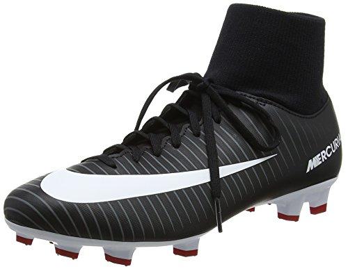 Nike Men's Mercurial Victory Vi Df Fg Football Boots Black (Black/Dark Grey/University Red/White) sale excellent outlet enjoy cheap sale get authentic MZBKYb5xG