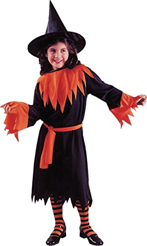 Halloween FX Girl's Wendy Witch Costume -