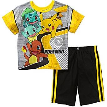 Pokemon Piece Shorts Pajama Extra product image