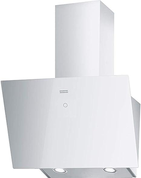 Franke 330.0572.973 | Vertis | Campana extractora | FVT 605 WH A | Color: Blanco Cristal: Amazon.es: Grandes electrodomésticos