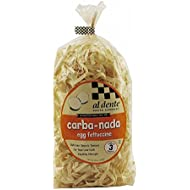 Al Dente Carba-Nada Egg Fettuccine 10-ounce Bag