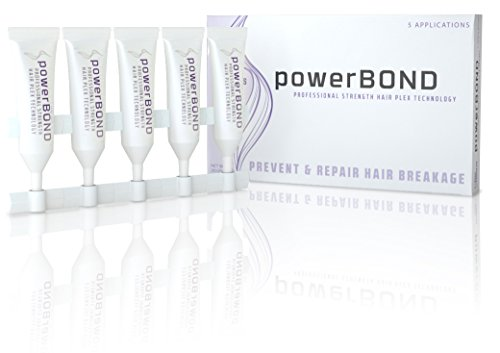 powerBOND Professional Strength Hair Plex Technology by powerBOND by Active Hair