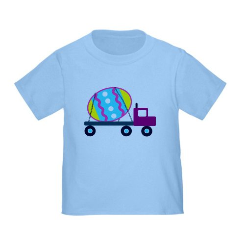 CafePress - Easter Delivery - Cute Toddler T-Shirt, 100% Cotton