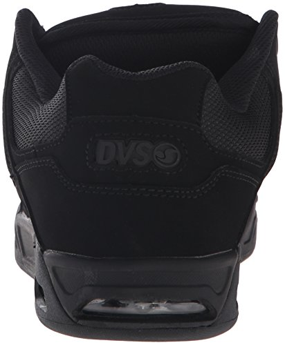 Elan Polo Shoes Nubuck Skateboarding Enduro Heir Men's DVS Blk Grey Blk xRw1c