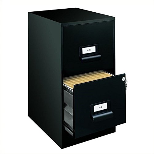 Home Office Two Drawer File - Hirsh Industries - 13245