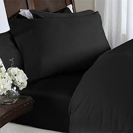 #1 Best Selling On Amazon 4PC Sheet Set 800 Thread Count Expanded Queen 100%