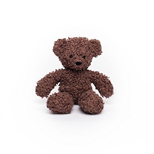- Sherpa Baby Organic Teddy Bear Brown 12 Inches