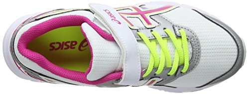 PS Enfant 120 Mixte Galaxy Running Pink Entrainement White Pre Hot Blanc 8 Asics Silver 4ntqWHAA