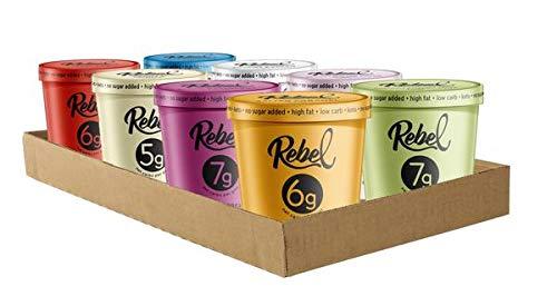 Rebel Ice Cream Low