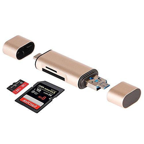 micro sd card adapter usb - 9