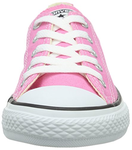 Baskets Converse Rosa Pink enfant All Ox mode Wash Star mixte Neon Chuck Taylor q0vwprFq