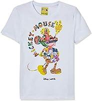 Camiseta Mickey Colorfull, Colcci Fun, Meninos