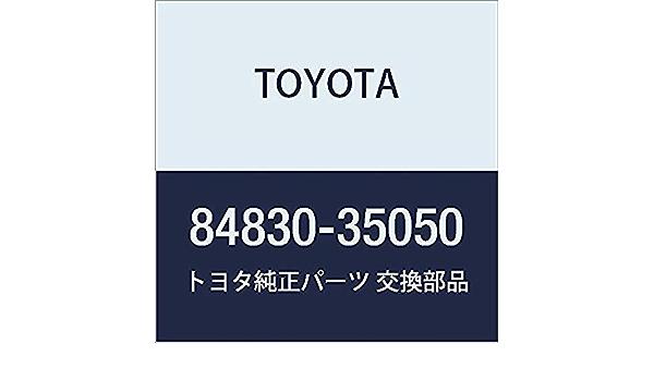 TAIL GATE CONTROL 84830-35050 8483035050 Genuine Toyota SWITCH ASSY