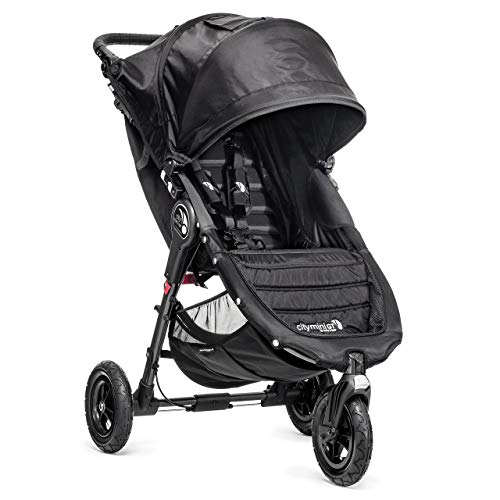 2018 Baby Jogger City Mini GT All Terrain Single Stroller (Black)