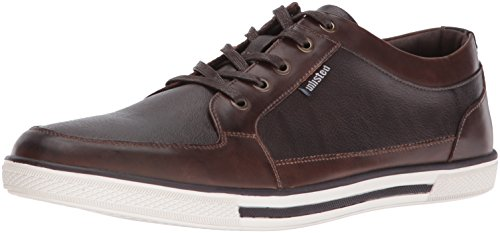 Kenneth Cole Mens Crown Principe Fashion Sneaker Marrone