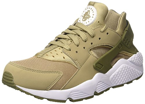Khaki Nike da Uomo Scarpe Huarache Ginnastica Khaki Olive Medium White Air Verde rqH7rfw0