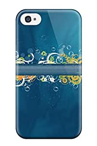 High-quality Durability Case For Iphone 4/4s(colorful Artistic)
