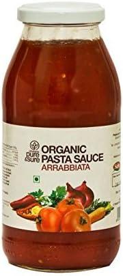 Pure & Sure Organic Arrabbiata Sauce, 500g