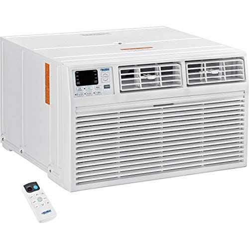 Global Industrial 12,000 BTU Through The Wall Air Conditioner, Cool Only, Energy Star, 115V