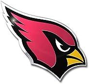 Arizona Cardinals Heavy Duty Aluminum Color Emblem