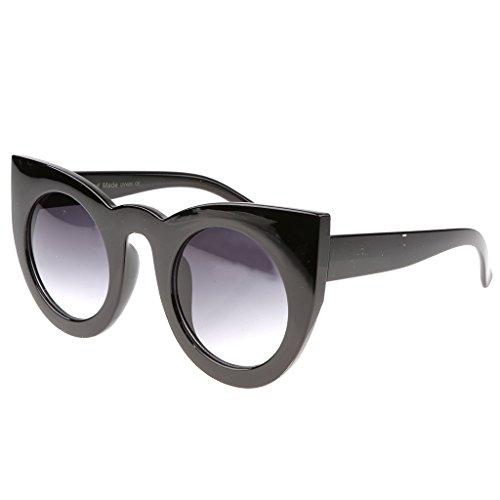 Design Lunettes Rétro Soleil Style Unique De Magideal Eye Cat Accessoire Noir Femmes Pour OvwqnHd
