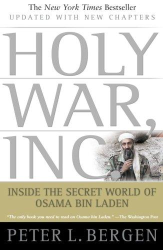 Holy War, Inc. by Peter L. Bergen