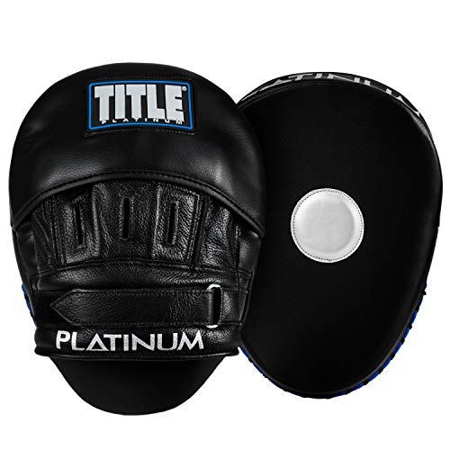- Title Platinum Punch Mitts 2.0