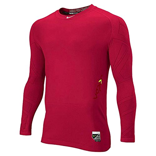 Nike Red Baseball Shirt - 5